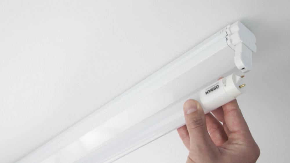 Led belysning ger stor elbesparing